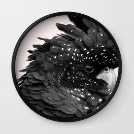 Black Billie Wall Clock