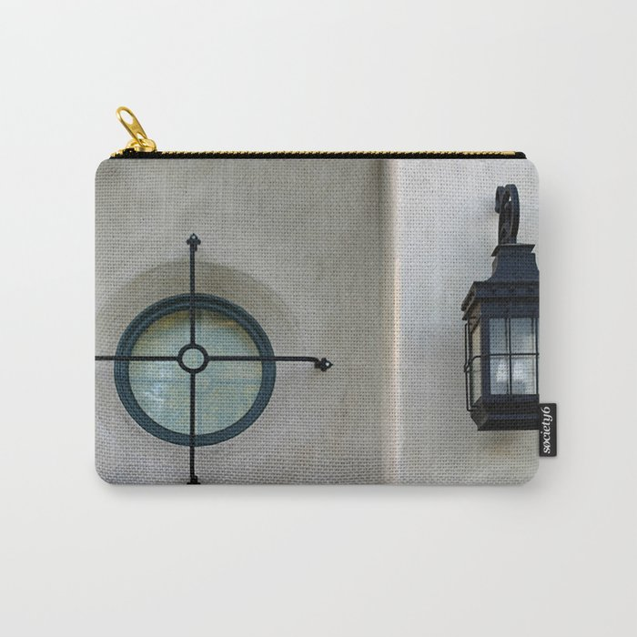 Window And Light Carry-All Pouch