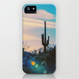 Arizona Desert II iPhone Case