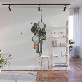 Die Zeit mit Ihr Wall Mural