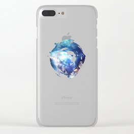 Bulle Spatial Clear iPhone Case