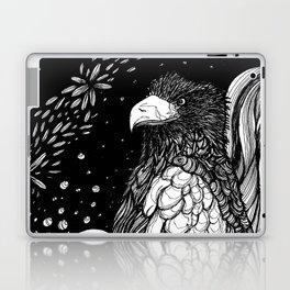 Steller's sea eagle (Haliaeetus pelagicus) Laptop & iPad Skin
