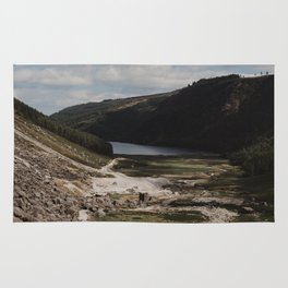 Hiking the Wicklow Mountains Rug