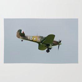 Hawker Hurricane LF363 Rug