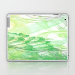 Green Smoke Laptop & iPad Skin