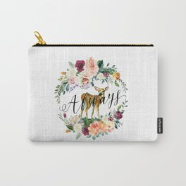 Always - Fawn Carry-All Pouch