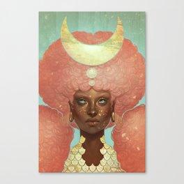 Glimmer Canvas Print