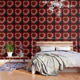 Quantum mandala Wallpaper