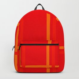 Plaid Design ABC WD Backpack