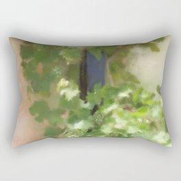 Young Greek Wine Rectangular Pillow