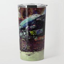 rally racing Travel Mug