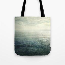 Calm at the sea. Summer dreams Tote Bag