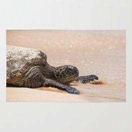 Hawaii- Sea Turtle Rug