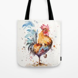 Rooster's About Tote Bag