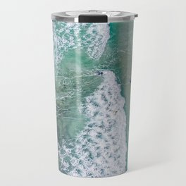 turquoise waters #society6 #decor #buyart Travel Mug