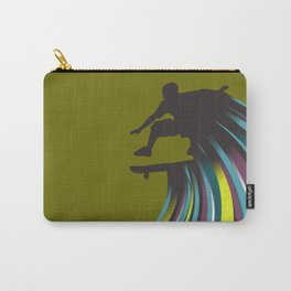 Skater Dude Carry-All Pouch