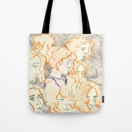 Obsessions. Tote Bag