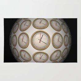 Time Time Time Rug