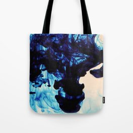 Blue Haze Tote Bag