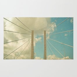 Over the Bridge Rug