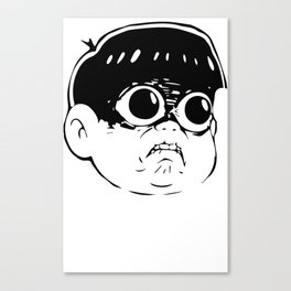 TOTTY Canvas Print