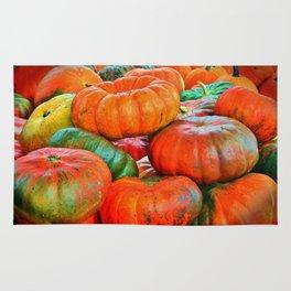 Heirloom Pumpkins Rug
