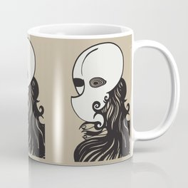 Face of a Stranger Coffee Mug