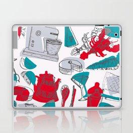 Vintage 1950's Kitchenalia Laptop & iPad Skin