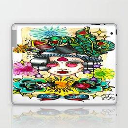 Fourth of July Flapper Laptop & iPad Skin