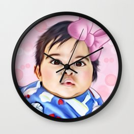 Commision  Wall Clock