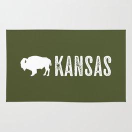 Bison: Kansas Rug