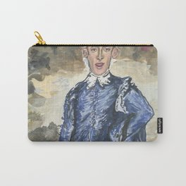 Stephen Miller, Blue Boy Carry-All Pouch