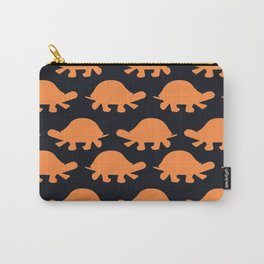 Turtles Orange Carry-All Pouch