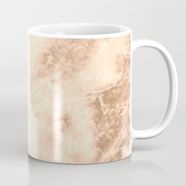 Bronze marble texture Coffee Mug