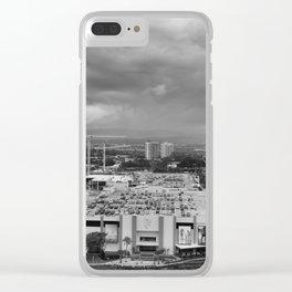 Pacific Fair Broadbeach Clear iPhone Case