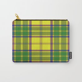 Checkered style Carry-All Pouch