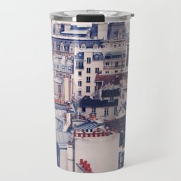 Paris Rooftops Reprise Travel Mug