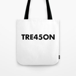 TRE45ON Tote Bag