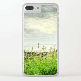 Marshall Point Clear iPhone Case