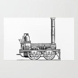Locomotive Rug