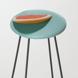 Grapefruit Counter Stool