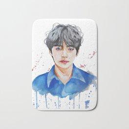 Taehyung watercolor Bath Mat