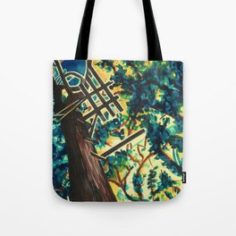 Tree Limbs Tote Bag