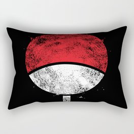 clan uchiha Rectangular Pillow