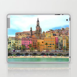 Old Town Menton Laptop & iPad Skin