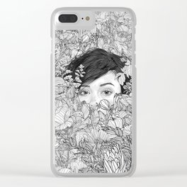 you Clear iPhone Case