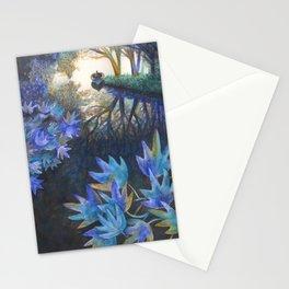 Ruisseau de William Stationery Cards