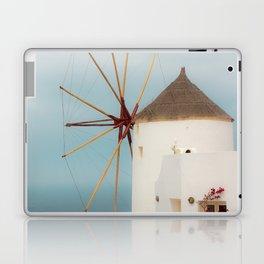 Oia Windmill Laptop & iPad Skin