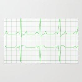 Normal Heart Rhythm Rug