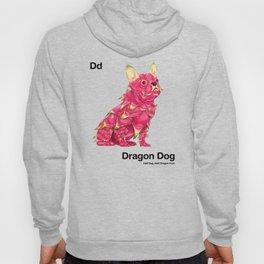 Dd - Dragon Dog // Half Dog, Half Dragon Fruit Hoody